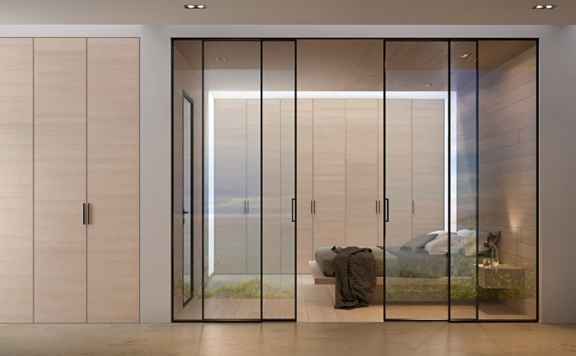 The Many Uses of Glass Walls
